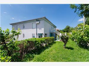 Apartamenty Cvita Senj, Powierzchnia 50,00 m2, Odległość od centrum miasta, przez powietrze jest mierzona 300 m