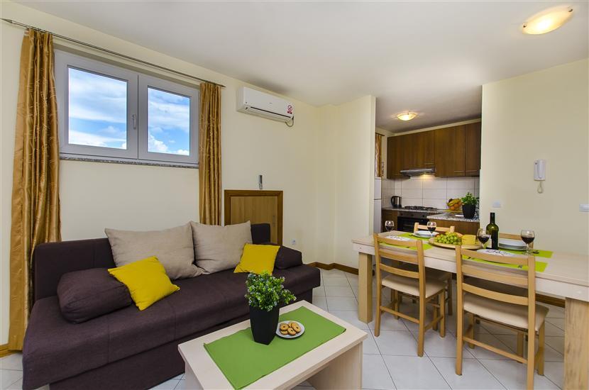 Apartman A2, na 4 osebe