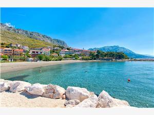Ferienwohnungen Sanda Duce, Größe 50,00 m2, Luftlinie bis zum Meer 50 m, Entfernung vom Ortszentrum (Luftlinie) 50 m
