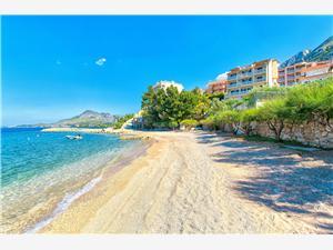 Lägenheter Anto Nemira, Storlek 50,00 m2, Luftavstånd till havet 10 m, Luftavståndet till centrum 300 m