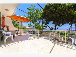Vakantie huizen Split en Trogir Riviera,Reserveren Snežana Vanaf 117 €
