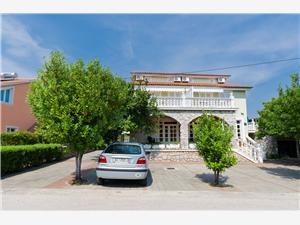 Apartmanok Katica Omisalj - Krk sziget, Méret 41,00 m2