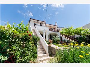 Apartmány Puntica Punat - ostrov Krk, Prostor 58,00 m2, Vzdušní vzdálenost od centra místa 200 m
