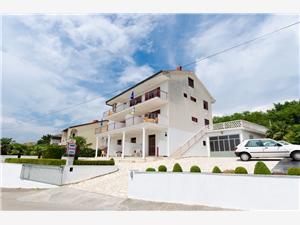 Апартаменты Rozaria Dramalj (Crikvenica), квадратура 36,00 m2