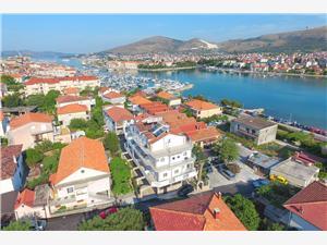 Accommodatie aan zee Split en Trogir Riviera,Reserveren Jadran Vanaf 63 €