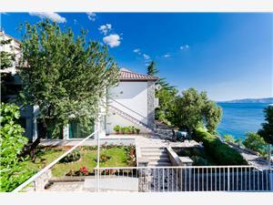 Accommodatie aan zee De Crikvenica Riviera en Rijeka,Reserveren Adela Vanaf 58 €
