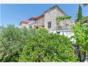 Апартаменты Vojka Milna - ostrov Brac, квадратура 25,00 m2, Воздух расстояние до центра города 50 m
