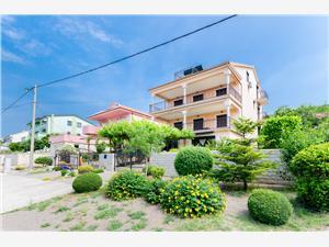 Apartmán Katarina Crikvenica, Prostor 32,00 m2, Vzdušní vzdálenost od centra místa 500 m