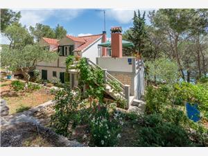 Appartamento Ante Milna - isola di Brac, Dimensioni 50,00 m2, Distanza aerea dal mare 10 m