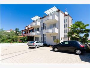 Lägenheter Valbruna Rovinj, Storlek 37,00 m2