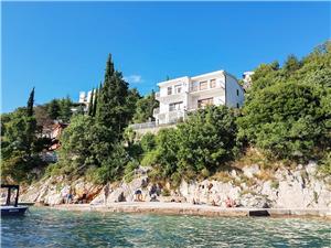 Ferienwohnungen Viky Kroatien, Größe 23,00 m2, Luftlinie bis zum Meer 30 m