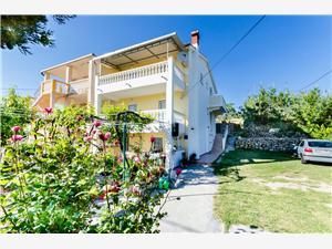 Appartementen Marija Lopar - eiland Rab,Reserveren Appartementen Marija Vanaf 113 €