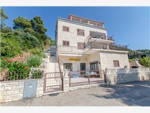 Apartments Marija Brna - island Korcula, Size 90.00 m2, Airline distance to the sea 50 m, Airline distance to town centre 500 m