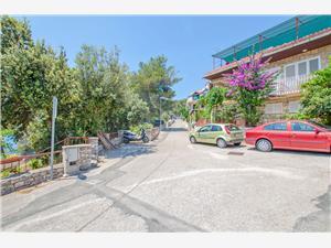 Appartement Ida Brna - eiland Korcula, Kwadratuur 85,00 m2, Lucht afstand tot de zee 50 m, Lucht afstand naar het centrum 400 m