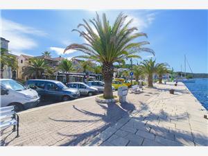 Beachfront accommodation Sibenik Riviera,Book Vlatka From 58 €