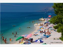 Nikolina Povlja - ostrov Brac Plaža