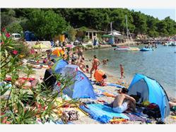 Čigrađa Murter - île de Murter Plaža