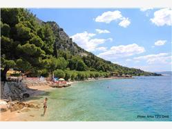 Slavinj Ostrvica (Omis) Plaža