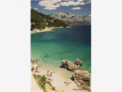 Žicova Pucisca - ostrov Brac Plaža