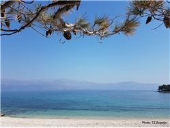 Babin Laz Splitska - wyspa Brac Plaža