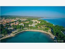 Banj Milna - island Brac Plaža
