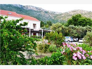 Casa Lina Riviera di Dubrovnik, Casa di pietra, Dimensioni 155,00 m2