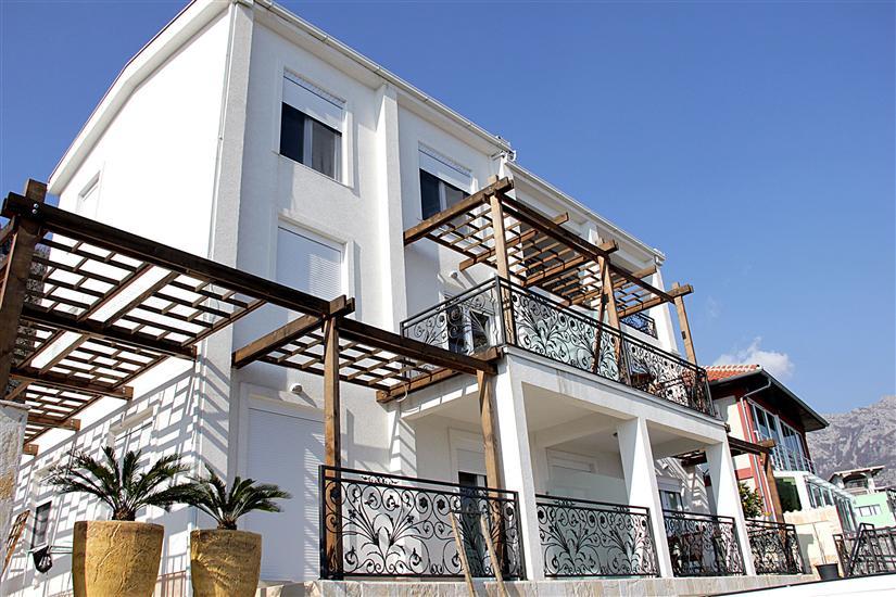 Apartmány Oktopus