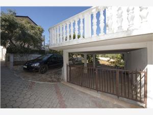 Apartmán Jure Slatine (Ciovo), Prostor 55,00 m2, Vzdušní vzdálenost od moře 90 m