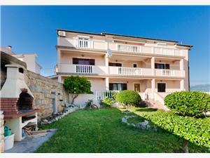 Appartement Kvarner eilanden,Reserveren Dragan Vanaf 71 €