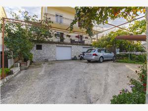 Dom Marija Chorwacja, Powierzchnia 160,00 m2, Odległość do morze mierzona drogą powietrzną wynosi 50 m