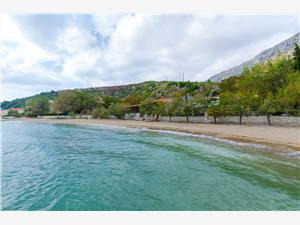 Apartmán Arkaj Duce, Rozloha 22,00 m2, Vzdušná vzdialenosť od mora 1 m, Vzdušná vzdialenosť od centra miesta 450 m