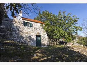 Casa Gordana Gata, Casa di pietra, Dimensioni 25,00 m2, Distanza aerea dal centro città 200 m