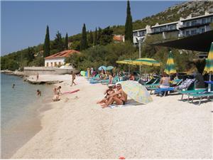 Beachfront accommodation Željka Seget Vranjica,Book Beachfront accommodation Željka From 53 €