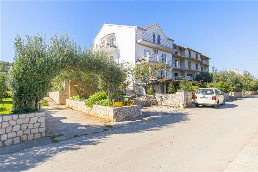 Apartmány Irena