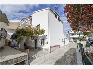Apartmány Tonja Primosten, Rozloha 50,00 m2, Vzdušná vzdialenosť od mora 250 m, Vzdušná vzdialenosť od centra miesta 150 m
