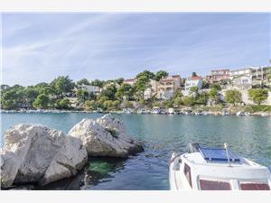 Kwatery nad morzem Split i Riwiera Trogir,Rezerwuj Katja Od 651 zl