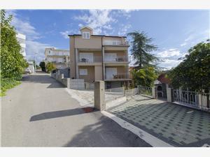 Apartmány Sanja Chorvatsko, Prostor 30,00 m2, Vzdušní vzdálenost od moře 150 m, Vzdušní vzdálenost od centra místa 100 m