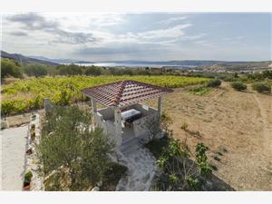 Vakantie huizen Ivanka Slatine (Ciovo),Reserveren Vakantie huizen Ivanka Vanaf 88 €