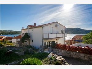 Apartmány Živana Chorvatsko, Prostor 45,00 m2, Vzdušní vzdálenost od moře 250 m, Vzdušní vzdálenost od centra místa 250 m