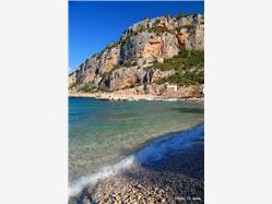 Vela Stiniva Zastrazisce - ostrov Hvar Plaža