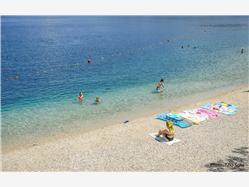 Banje Stomorska - île de Solta Plaža