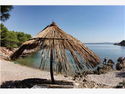Veli Dolac Milna - island Brac Plaža
