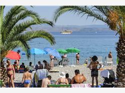 Nečujam Stomorska - île de Solta Plaža