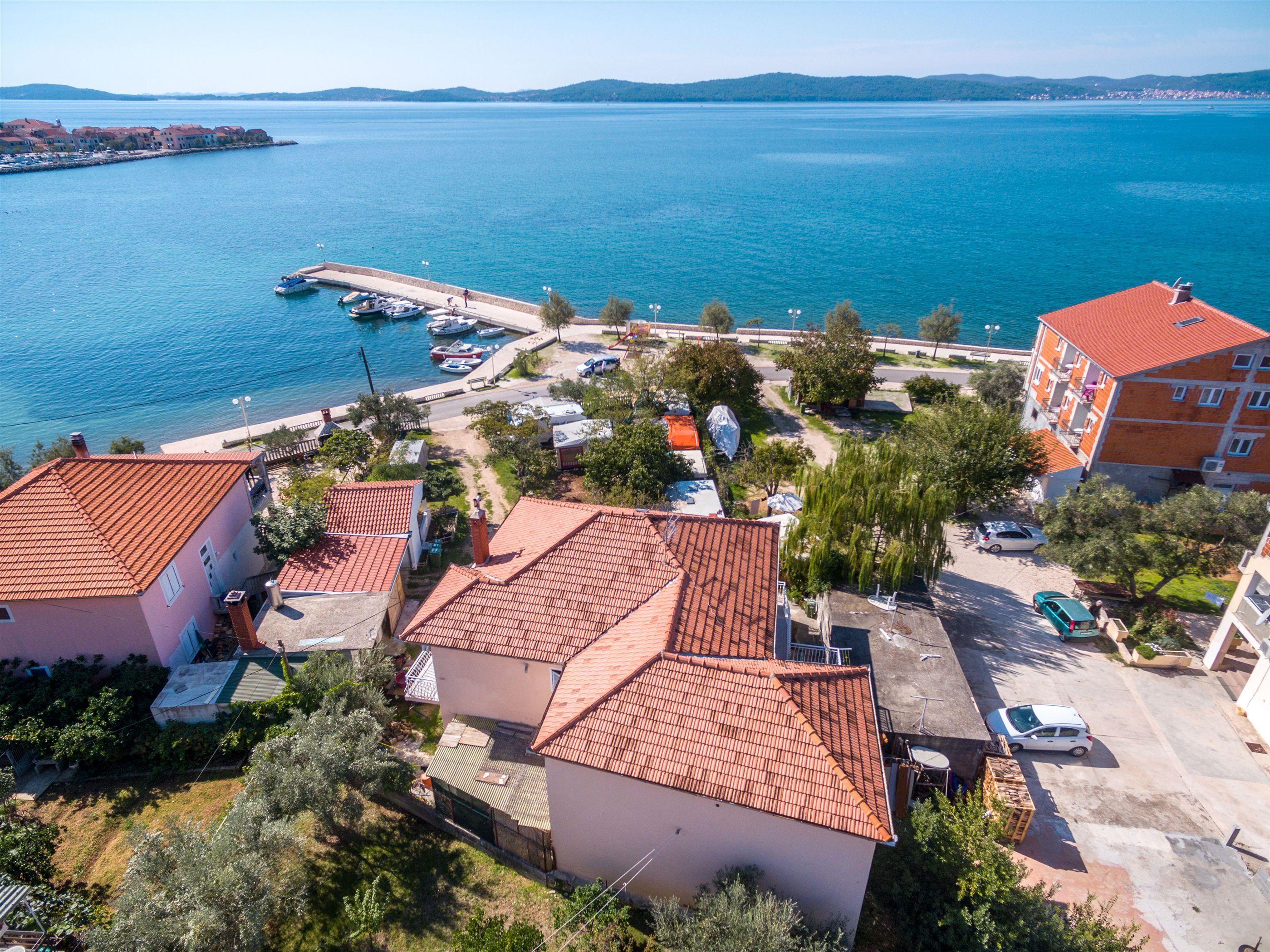 Location en bord de mer L'Istrie bleue,Réservez Bepo De 136 €