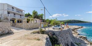 Ferienwohnung - Rogac - Insel Solta