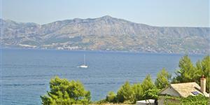 Dom - Postira - ostrov Brac