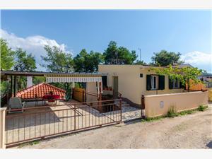 Апартамент Botica Milna - ostrov Brac, квадратура 45,00 m2, Воздуха удалённость от моря 50 m