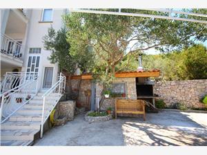 Apartmán Marica Poljica, Prostor 40,00 m2, Vzdušní vzdálenost od moře 60 m