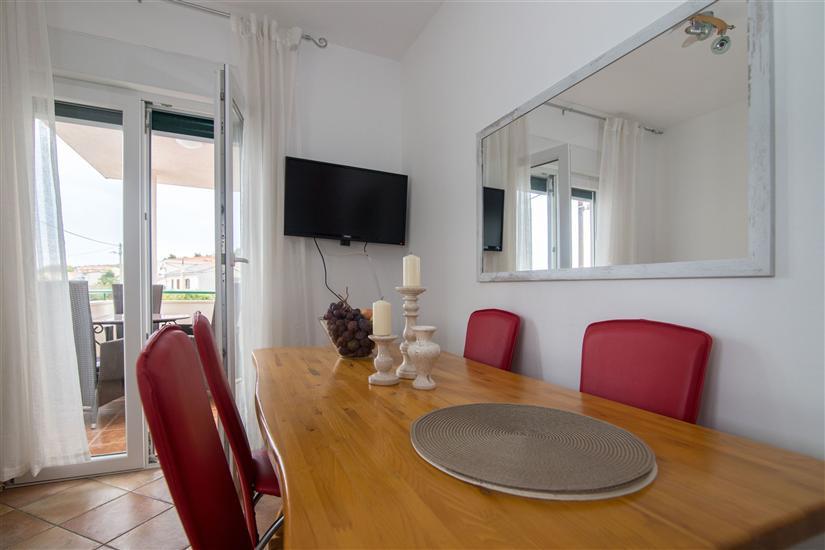 Appartement A1, pour 5 personnes