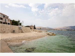 Accommodatie aan zee Split en Trogir Riviera,Reserveren Zorica Vanaf 117 €
